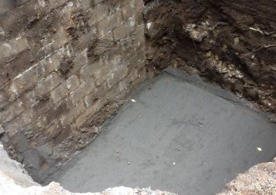 Caveaux prefabriques a Liege