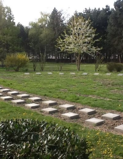 Aménagement cimetière Liège
