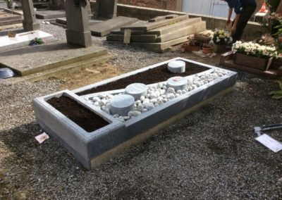 Monument funéraire à Liège