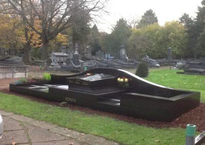 Monument funéraire à Liège Latour