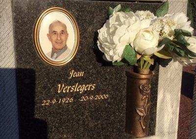 Plaques commémoratives personnalisées Liège