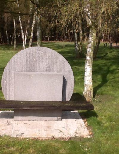 Stèle funéraire Liège