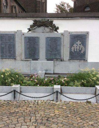 Stèles funéraires Liège