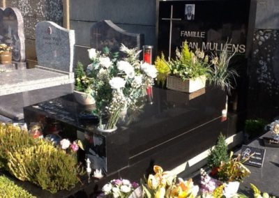 Monument funéraire Liège