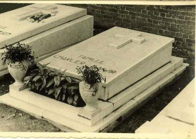 Monuments funéraires ancien Liège