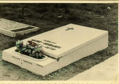 Monuments funéraires Liège ancien