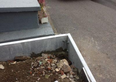 Restauration monuments funéraires Liège